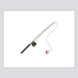 FISHING ROD Posters