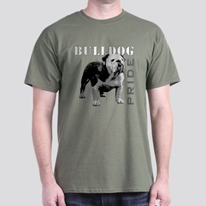 Bulldog Pride Dark T-Shirt