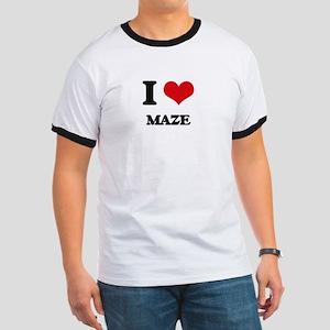 I Love Maze T-Shirt