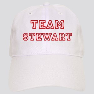 Team STEWART (red) Cap