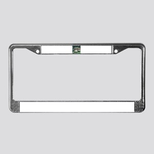 New Orleans Streetcar License Plate Frame