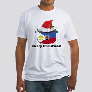 Pinoy Rice Cooker - Christmas T-Shirt