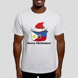 Pinoy Rice Cooker - Christmas T-Shirt