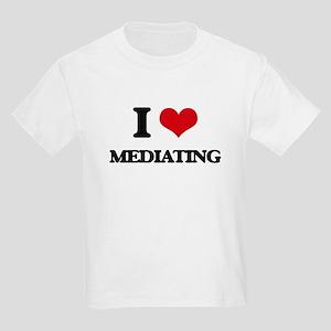 I Love Mediating T-Shirt