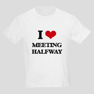 I Love Meeting Halfway T-Shirt