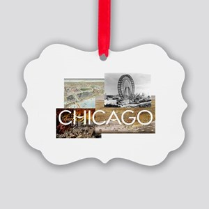 ABH Chicago Picture Ornament