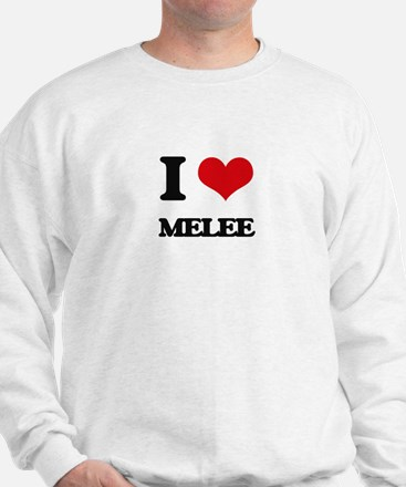 I Love Melee Sweatshirt