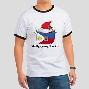 Pinoy Rice Cooker - Pasko T-Shirt