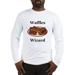 Waffles Wizard Long Sleeve T-Shirt