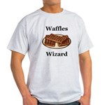 Waffles Wizard Light T-Shirt
