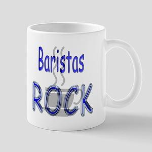 Baristas Rock Mug