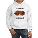 Waffles Wizard Hooded Sweatshirt
