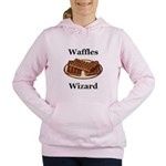 Waffles Wizard Women's Hooded Sweatshirt