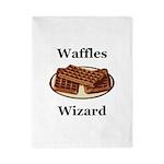 Waffles Wizard Twin Duvet