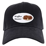 Waffles Hunter Black Cap