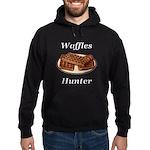 Waffles Hunter Hoodie (dark)