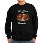 Waffles Hunter Sweatshirt (dark)