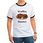 Waffles Hunter Ringer T