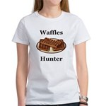 Waffles Hunter Women's T-Shirt
