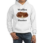 Waffles Hunter Hooded Sweatshirt