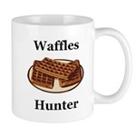 Waffles Hunter Mug