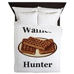 Waffles Hunter Queen Duvet