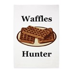 Waffles Hunter 5'x7'Area Rug