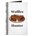 Waffles Hunter Journal