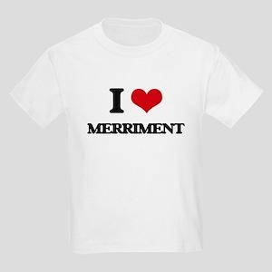 I Love Merriment T-Shirt