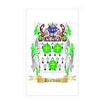 Heathcote Sticker (Rectangle)