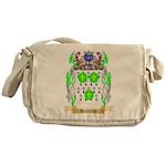 Heathcote Messenger Bag
