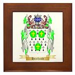 Heathcote Framed Tile