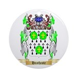 Heathcote Ornament (Round)