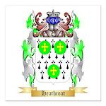 Heathcoat Square Car Magnet 3