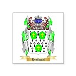Heathcoat Square Sticker 3