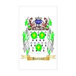 Heathcoat Sticker (Rectangle)