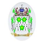 Heathcoat Ornament (Oval)