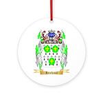 Heathcoat Ornament (Round)
