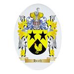 Heath Ornament (Oval)