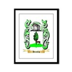Heaslip Framed Panel Print