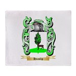 Heaslip Throw Blanket