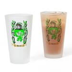 Hearty Drinking Glass