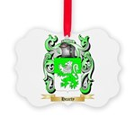 Hearty Picture Ornament