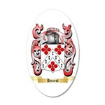 Hearst 20x12 Oval Wall Decal