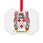 Hearst Picture Ornament