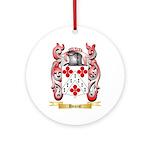 Hearst Ornament (Round)