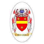 Hearnshaw Sticker (Oval 50 pk)
