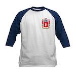 Hearmon Kids Baseball Jersey