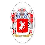 Hearmon Sticker (Oval 50 pk)