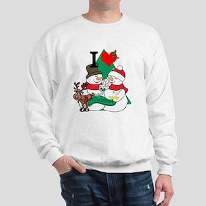 Smelling Deer Fart Sweatshirt